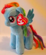 Rainbow Dash, My little pony. Off Order November 2014.